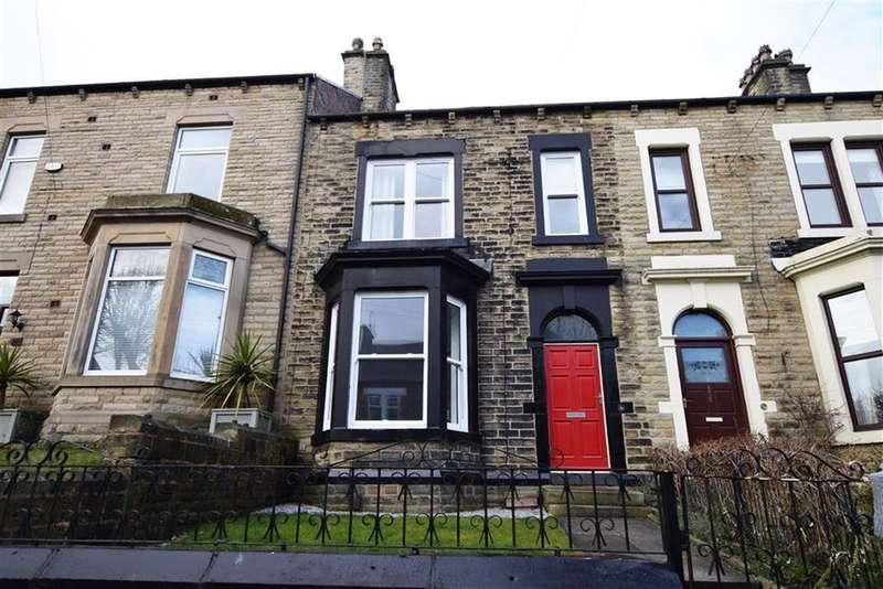 4 Bedrooms Villa House for sale in Park Grove, Barnsley, S70