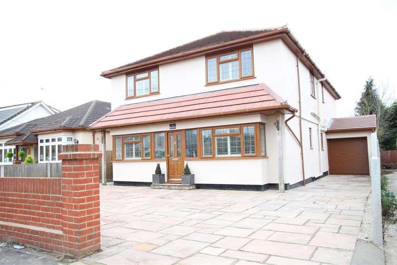 5 Bedrooms House for sale in Sir Walter Raleigh Drive, Rayleigh