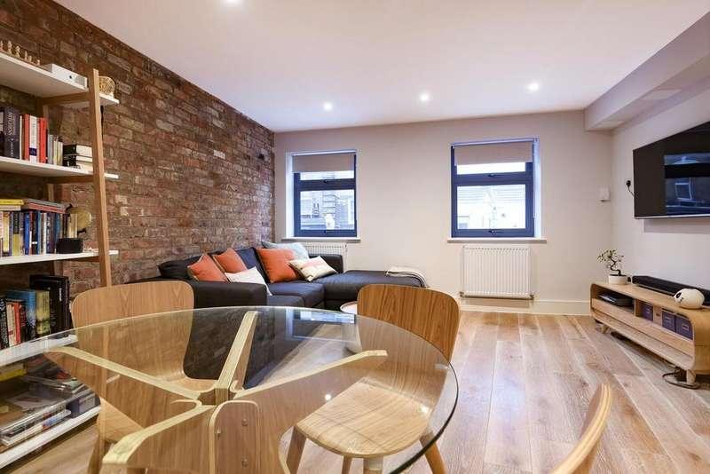 1 Bedroom Flat for sale in Trafalgar Road, Greenwich