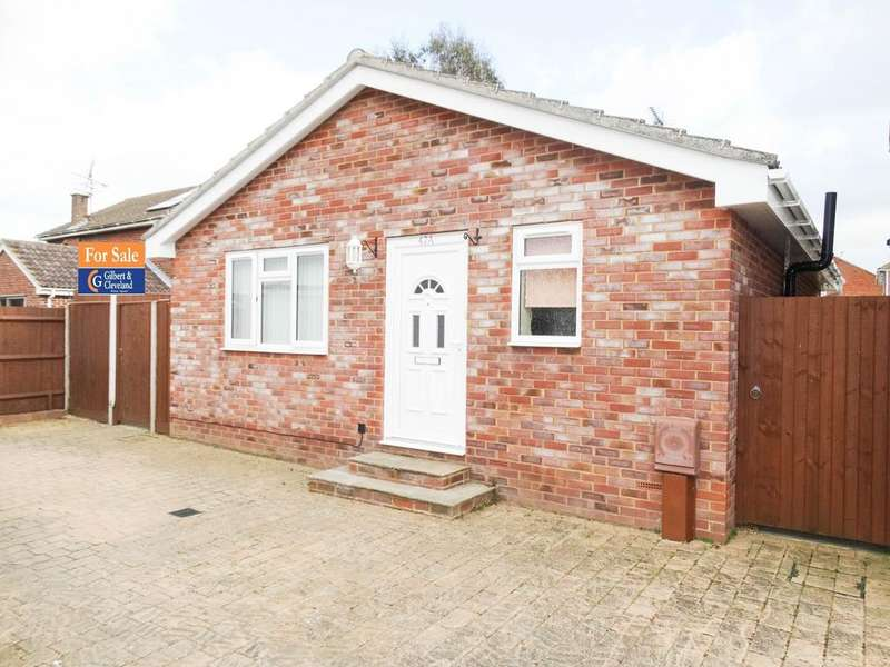2 Bedrooms Detached Bungalow for sale in North Bersted, Bognor Regis