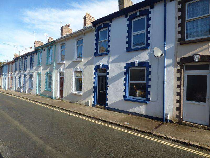 2 Bedrooms Terraced House for rent in Northfield Road, Okehampton