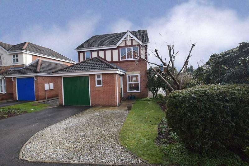 3 Bedrooms Detached House for sale in College Lawns, Leeds, West Yorkshire