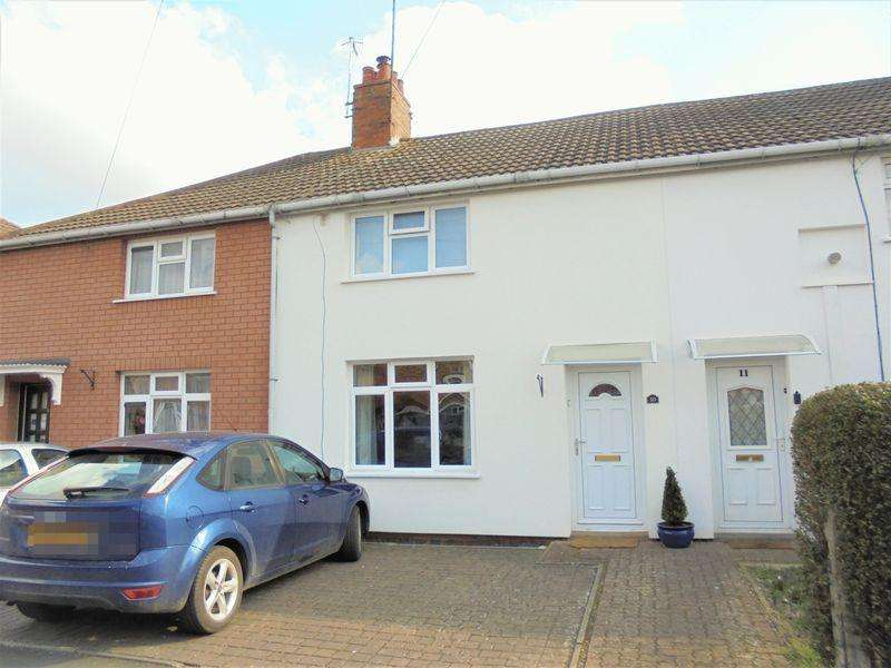 3 Bedrooms Terraced House for sale in Edward Street, Evesham