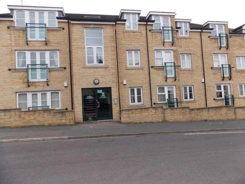 1 Bedroom Flat for rent in FLAT 8, VALLEY MEWS COURT, BRADFORD BD3 0NE