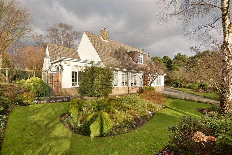 4 Bedrooms Detached House for sale in Sunnyside, Alwoodley Lane, Alwoodley, Leeds