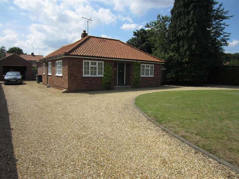 3 Bedrooms Detached Bungalow for rent in Cranwich Road, Mundford