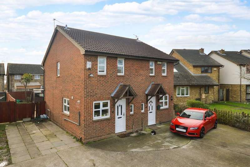 2 Bedrooms Semi Detached House for sale in Sittingbourne, ME10