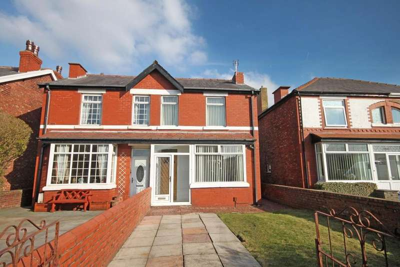 3 Bedrooms Semi Detached House for sale in Wennington Road, Southport