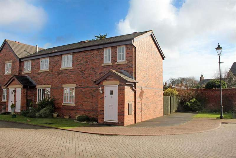 3 Bedrooms End Of Terrace House for sale in Ely Mews, Churchtown, Southport