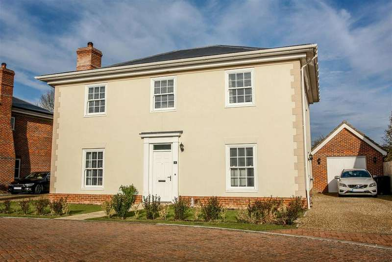 4 Bedrooms Detached House for sale in Chapel Farm Close, Gislingham, Eye