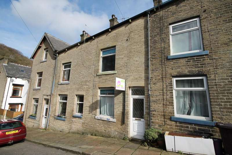 3 Bedrooms Terraced House for sale in Roy Street, Todmorden