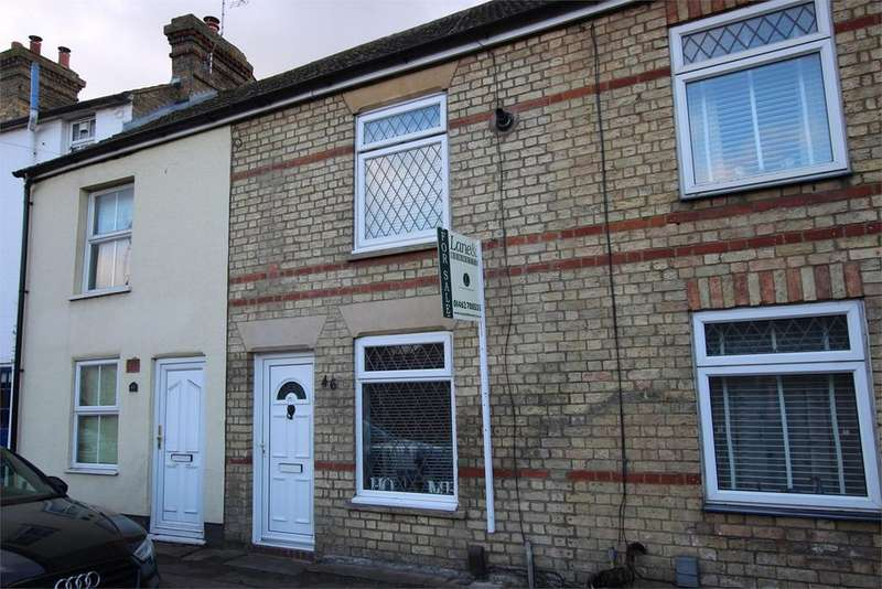 2 Bedrooms Terraced House for sale in Broad Street, Clifton, Shefford, SG17