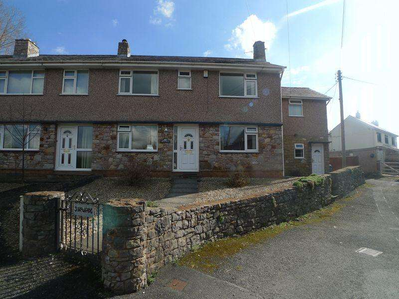 3 Bedrooms Semi Detached House for rent in Pentre, Denbigh