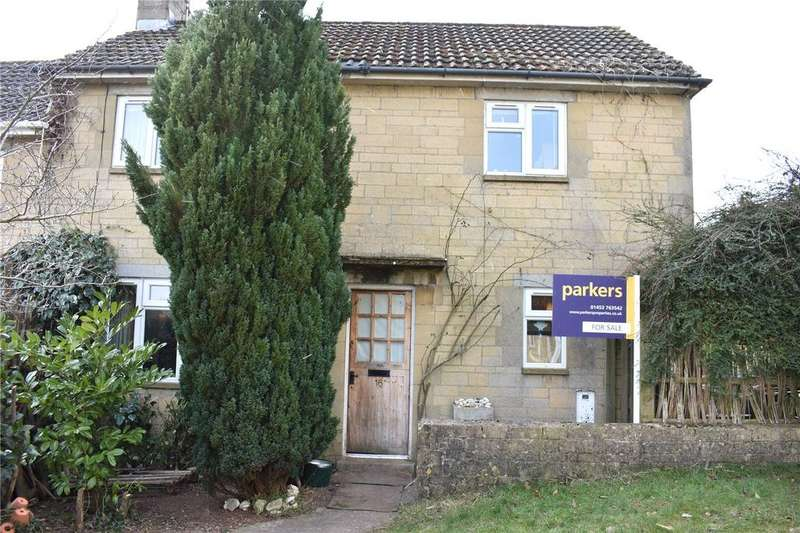 2 Bedrooms Semi Detached House for sale in Frithwood Park, Brownshill, Stroud, Gloucestershire, GL6