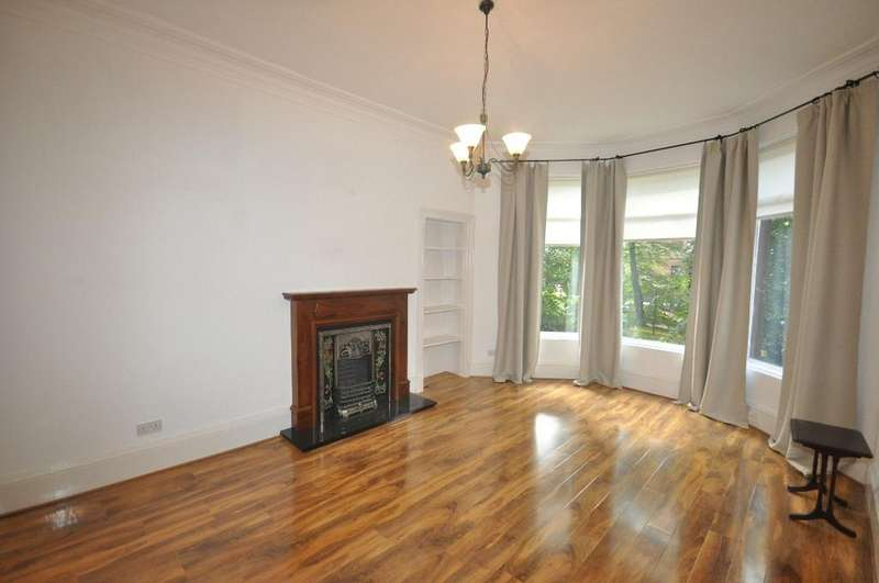 2 Bedrooms Flat for rent in Queensborough Gardens, Flat 0/2, Hyndland, Glasgow, G12 9RU