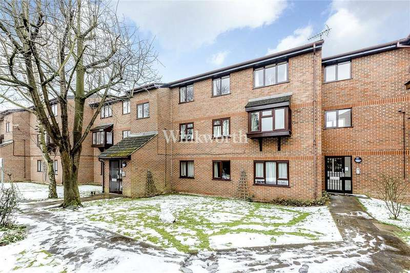 2 Bedrooms Flat for sale in Northcott Avenue, Bounds Green, N22