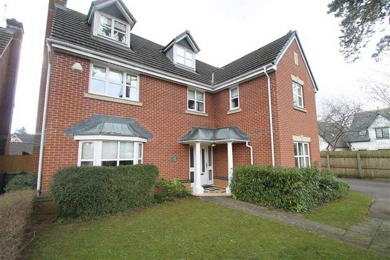 6 Bedrooms Detached House for sale in Vaendre Lane, St Mellons, Cardiff