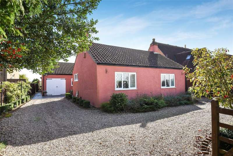 3 Bedrooms Detached Bungalow for sale in Ferry Lane, Brothertoft, PE20