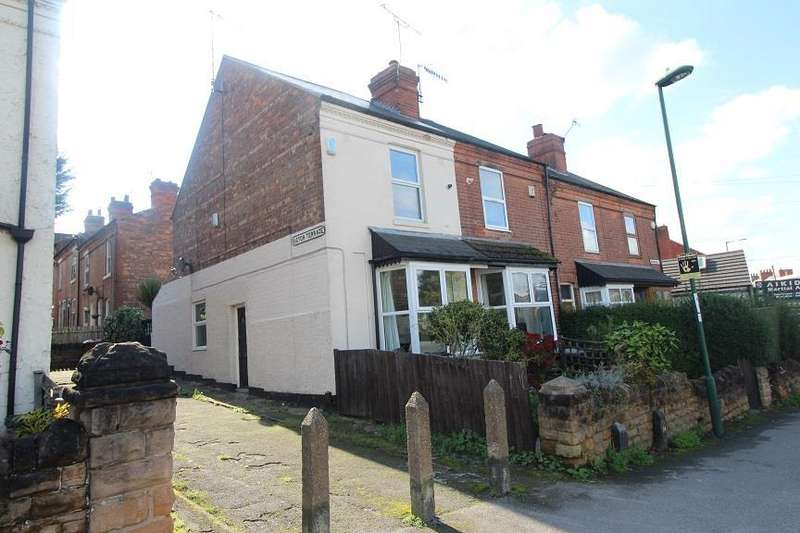 3 Bedrooms End Of Terrace House for sale in Burnham Street, Sherwood