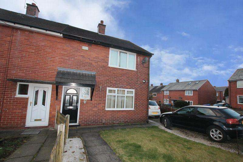 2 Bedrooms Semi Detached House for sale in Essex Avenue, Heap Bridge, Bury BL9 7JD