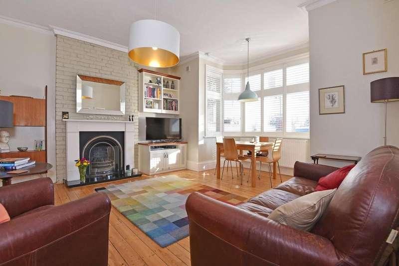 2 Bedrooms Flat for sale in Oakwood Road, West Wimbledon
