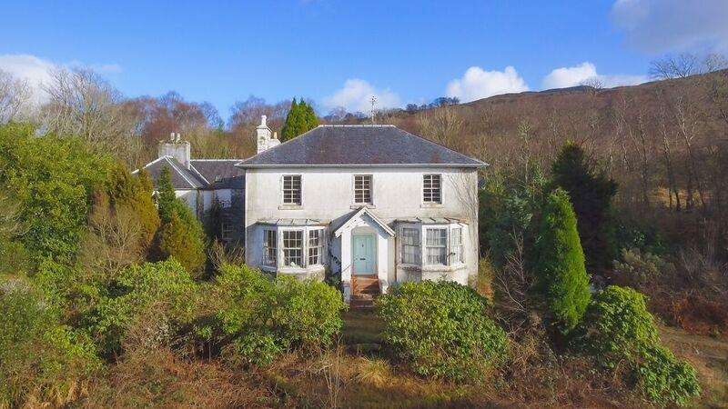 10 Bedrooms Detached House for sale in Ardachuple Lodge, Colintraive, Argyll Bute, PA22 3AH
