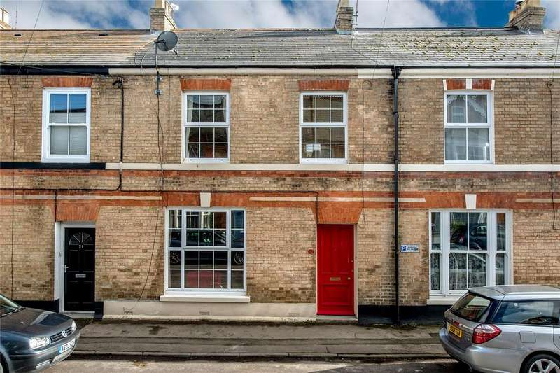 3 Bedrooms Terraced House for sale in Portland Street, Taunton, Somerset