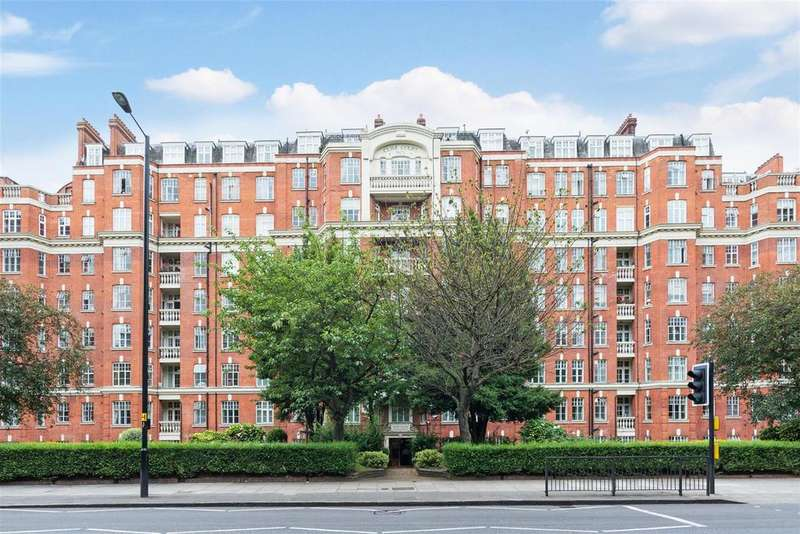 3 Bedrooms Flat for sale in Clive Court, Maida Vale, London