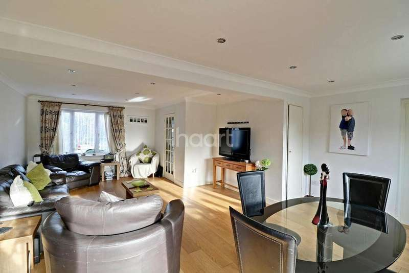 5 Bedrooms Detached House for sale in Aidans Close