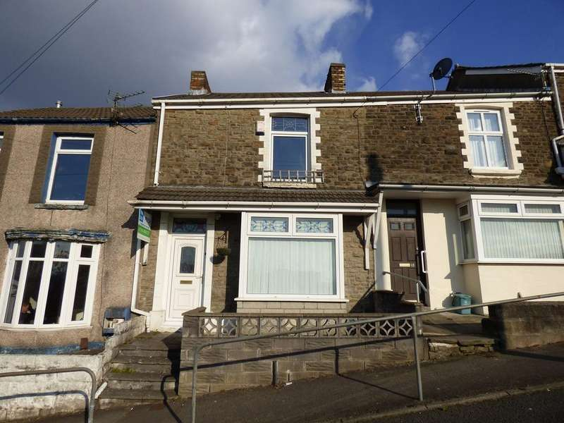 3 Bedrooms Terraced House for sale in Windmill Terrace, St Thomas, Swansea, SA1