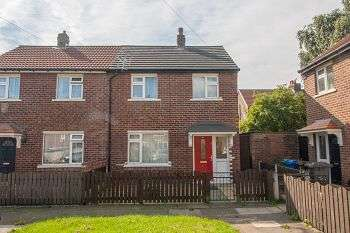 3 Bedrooms Semi Detached House for rent in Chepstow Grove, Leigh, WN7 2YF
