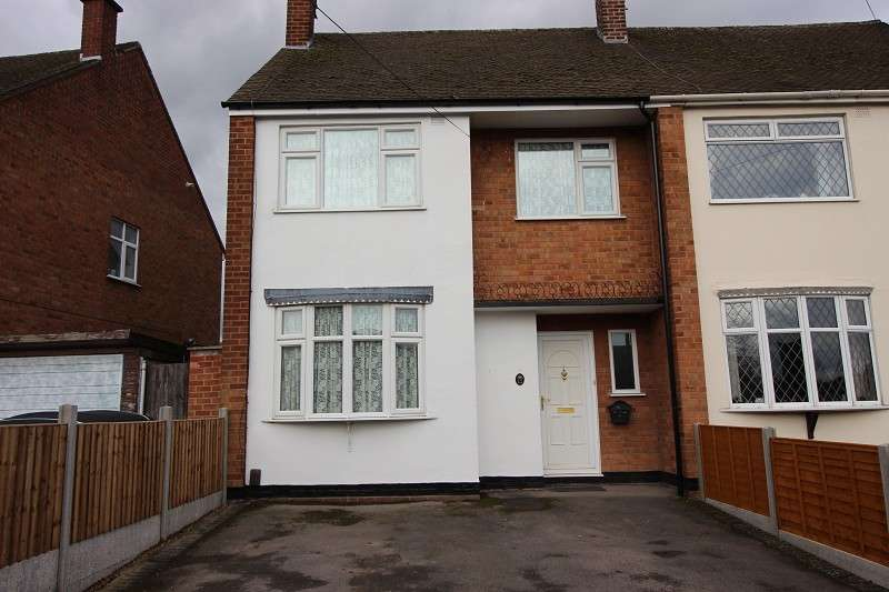 3 Bedrooms End Of Terrace House for sale in Winsford Avenue, Allesley Park, Coventry, West Midlands. CV5 9JF