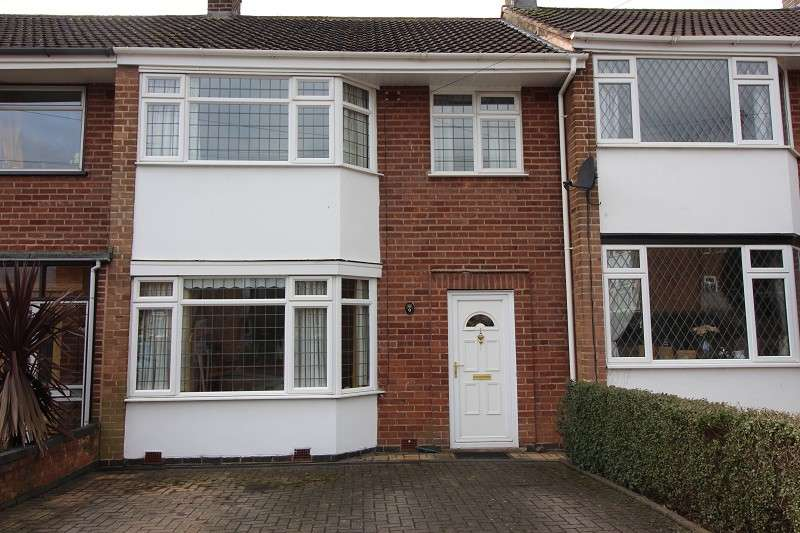 3 Bedrooms Terraced House for sale in Torbay Road, Allesley Park, Coventry, CV5 9JY