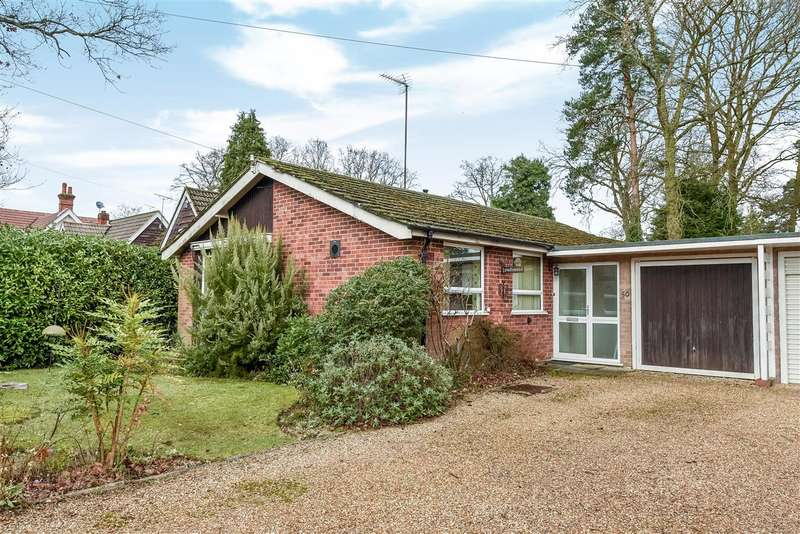 3 Bedrooms Bungalow for rent in New Wokingham Road, Crowthorne