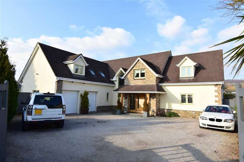 4 Bedrooms Detached House for sale in Rockland, Llanvaches, Caldicot