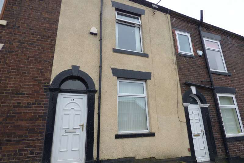 2 Bedrooms Terraced House for sale in Dickens Street, Moorside, Oldham, Greater Manchester, OL1