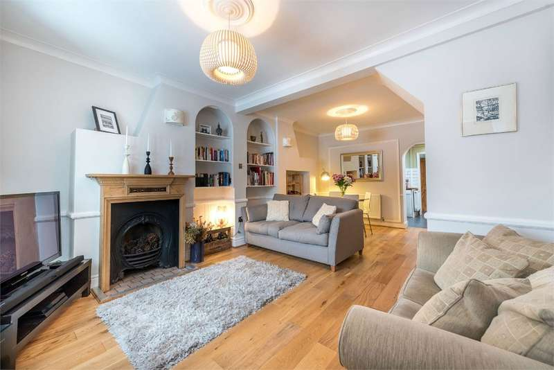 3 Bedrooms Cottage House for sale in Manor Cottages Approach, London