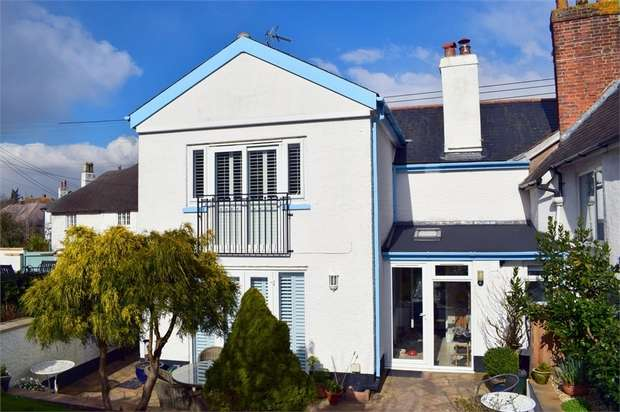 3 Bedrooms Cottage House for sale in East Budleigh, Budleigh Salterton, Devon