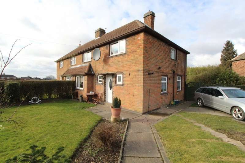 3 Bedrooms Semi Detached House for sale in Beacon Crescent, COALVILLE, LE67