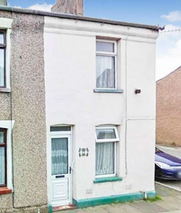 3 Bedrooms End Of Terrace House for sale in Steel Street, Askam-in-Furness, Cumbria