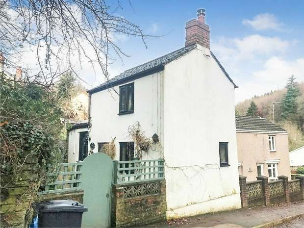 1 Bedroom Detached House for sale in Whitecroft, Whitecroft, Lydney, Gloucestershire