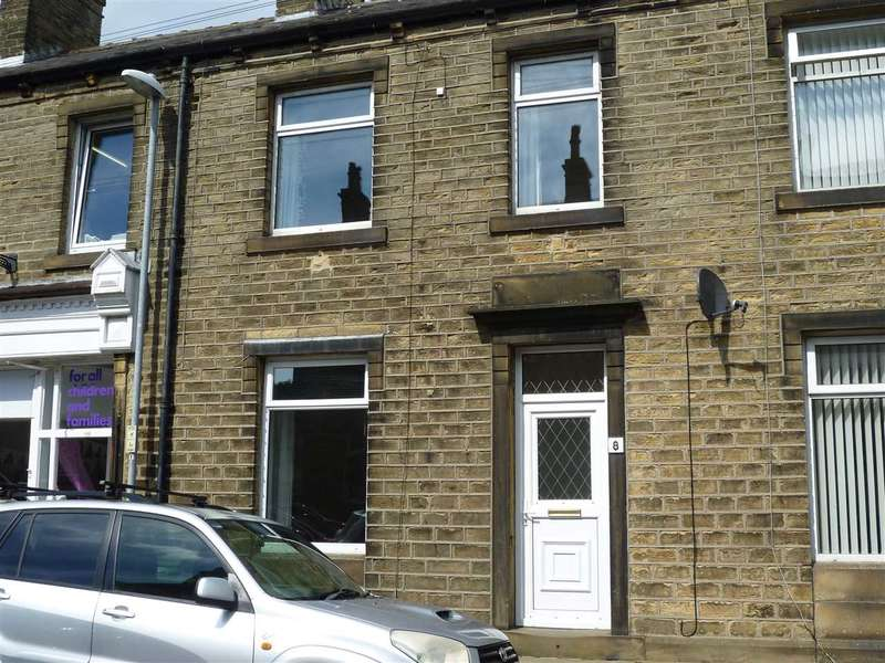 3 Bedrooms Terraced House for sale in Swallow Lane, Golcar, Huddersfield