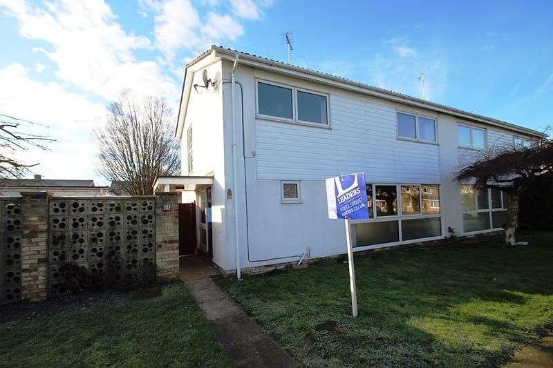 3 Bedrooms Semi Detached House for rent in Beechwood Avenue, Bottisham