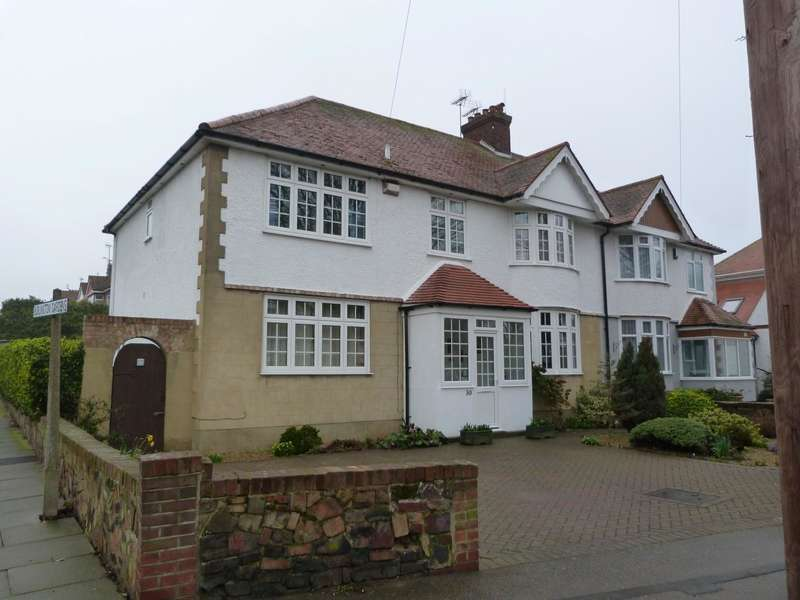 5 Bedrooms Semi Detached House for sale in George V Avenue, Margate