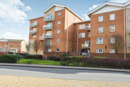2 Bedrooms Flat for sale in Lynton Court, Chandlery Way, Cardiff, Caerdydd