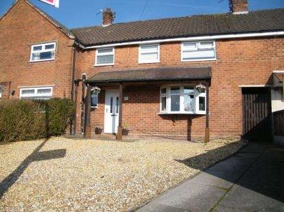 3 Bedrooms Terraced House for sale in Cedar Grove, Winsford, Cheshire