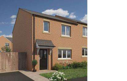 3 Bedrooms Semi Detached House for sale in Chancel Meadows, High Stakesby Road, Whitby