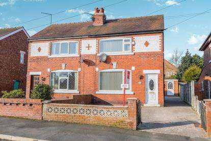 3 Bedrooms Semi Detached House for sale in Windsor Road, Walton-Le-Dale, Preston, Lancashire