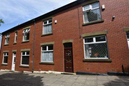 2 Bedrooms Terraced House for sale in Speedwell Street, Mill Hill, Blackburn, Lancashire