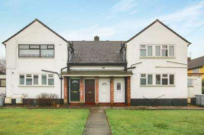 1 Bedroom Flat for sale in Hampson Crescent, Wilmslow, Cheshire, .